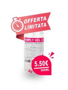 simply gel offerta