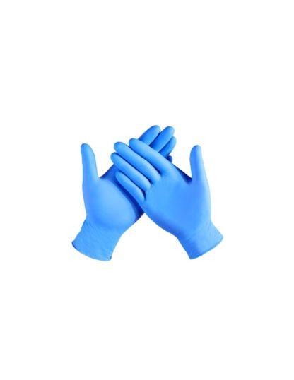 guanti nitrile medicali